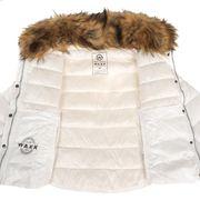 Inuit w blanc plume duvet