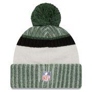 Bonnet NFL On Field New York Jets 2017 New Era Sideline vert