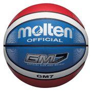 Molten Ballon de basket Bleu Bleu Size 7 2017 Sélection couleur - Bleu - Bleu