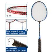 Raquette badminton Tremblay primaire/collège