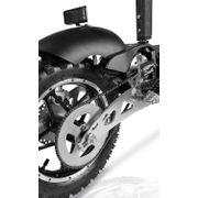 PIKI CROSS 1000 - Trottinette électrique 1000W Batterie 36V12Ah - Roue 10