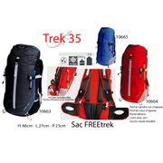 TREK - Sac à dos 10 à 35 L - sac à dos 35 L moyenne randonnée
