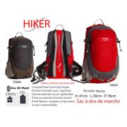 HIKER - Sac à dos 25 L - sac à dos 10 à 25 L petite randonnée