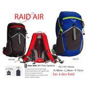 RAID AIR 14L - Sac à dos 14 L - sac à dos randonnée à la journée - sac à dos urbain