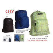 CITY - Petit sac à dos - sac à dos 18 L - sac à dos urbain