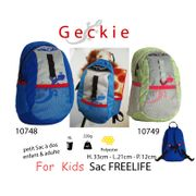 GECKIE - sac à dos enfant - Sac à dos 9 L - école, loisirs