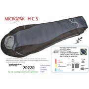 MICROPAK HCS - Sac de couchage +5° à - 21°C - Sac de couchage chaud pour grand froid - Freetime