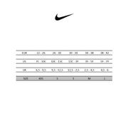 Chaussettes Nike Performance Cushioned Quarter enfant blanc noir (3 paires)