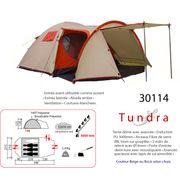 TUNDRA - petite tente famille - tente 3/4 places - Freetime