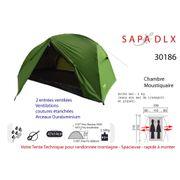SAPA 2 summer - Tente 2 à 3 saisons - tente 2 places