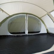 GALAXY 4 PL - Grande tente, tente camping - tente tunnel 4 places