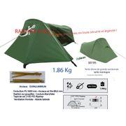 RAIDLITE 2 DLX - Tente technique - Tente de randonnée 2 places- légère 1.9kg