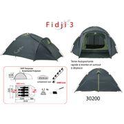 FIDJI 3 -  Tente randonnée 3 personnes, tente avec avancée