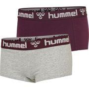 Boxers femme Hummel maya pack de 2