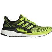 Adidas - Energy Boost Hommes chaussure de course (jaune/noir)