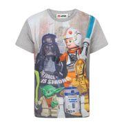 Star Wars   T shirt 'The Force Is Strong'   Garçon