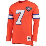 Sweatshirt Mitchell & Ness Ls Denver Broncos