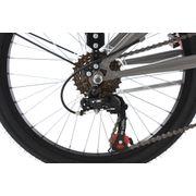 Vélo pliable 20'' Cityfold gris TC 27 cm KS Cycling