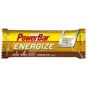 Lot de 25 barres PowerBar Energize C2Max Original -Chocolate