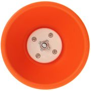 Diabolo Cyclone - triple roulement Orange
