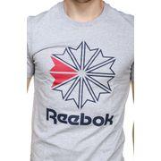 Tee Shirt Reebok F Gr Bq3499  Gris