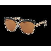 Prada SPR51T Antique Gold/Black Brun