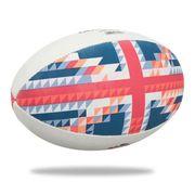 BALLON DE RUGBY  Ballon de rugby SUPPORTER - Angleterre - Taille 5