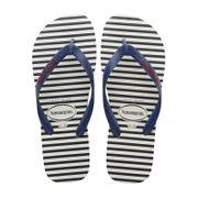Tong Havaianas H.Top Nautical White/Navy Blue