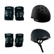 Casque et set de protection Roller