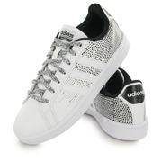 Adidas Neo Cf Advantage Cl blanc, baskets mode femme