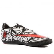 Hypervenom Phelon II IC Homme Chaussures Futsal Noir Blanc Nike