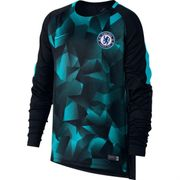 tenue de foot Chelsea gilet