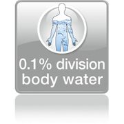 Beurer Pèse-personne de salle bain d'analyse BG40 Verre Noir
