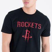 T-shirt New Era logo Houston Rockets