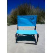 O'Beach - Caldos 2 pliures - Structure Pliable et Très Confortable - Utilisation Durable par Tous les Temps - Dimensions : 50 x 45 x 48 cm