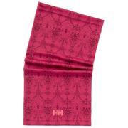 Helly Hansen Hh Lifa Mid Neck  Persian Red / Frost Print STD