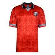 Score Draw England 1990 Ext�rieur Maillot