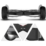 Pack Evercross Hoverboard Hummer 8,5 pouces Noir + Hoverkart Noir, avec App et Bluetooth