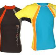 Sakiomi Mayo Parasol Tshirt top anti UV manches courtes