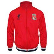 af1de377693bb Liverpool FC officiel - Veste de survêtement thème football - style rétro -  garçon