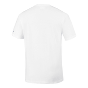 T-shirt Columbia Leathan Trail manche courte blanc imprimé