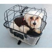 Panier guidon pour chien
