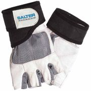 Salter Spandex Leather Gloves