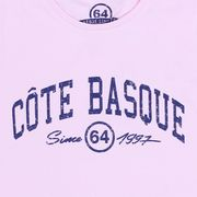 Tee-shirt fille ESSENTIELS COTE BASQUE CITY
