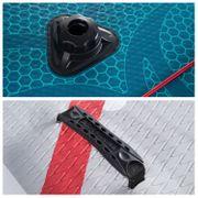 Stand Up Paddle gonflable ECHO  avec pompe haute pression, pagaie et sac de rangement