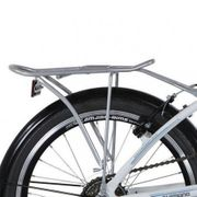 Vélo pliant 20 avec porte bagage aluminium