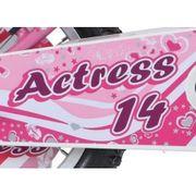 Vélo enfant Actress 14 pouces