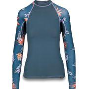 Dakine Womens Flow Print Snug Fit L/S Waimea XL