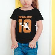 T-shirt fille Bergkamp 10