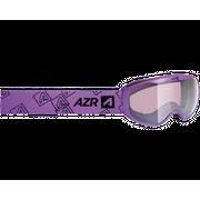 AZR Funny Jr Purple Mat Vermillon Miroir